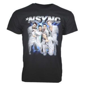 NSYNC Tearin Up My Heart T-Shirt