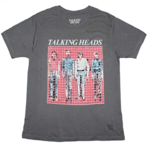Talking Heads More Songs About Buildings & Food T-Shirt
