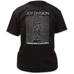 Joy Division Unknown Pleasures T-Shirt