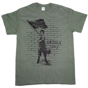 Green Day Flag Boy T-Shirt