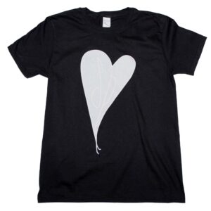Smashing Pumpkins Initial Heart T-Shirt