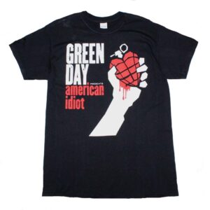 Green Day American Idiot T-Shirt