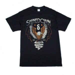 Shinedown Heavy Landing T-Shirt